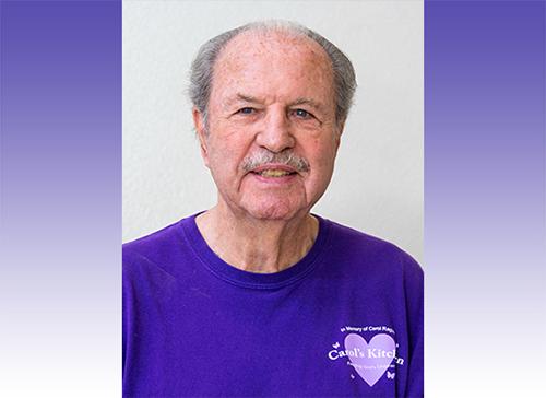 Volunteer Spotlight: Vince Oddo