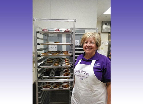 Volunteer Spotlight: Irma Wozniak