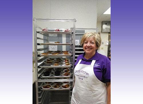 Volunteer Spotlight: Irma Wozniak