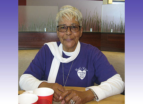 Volunteer Spotlight: Thelma B. Willingham