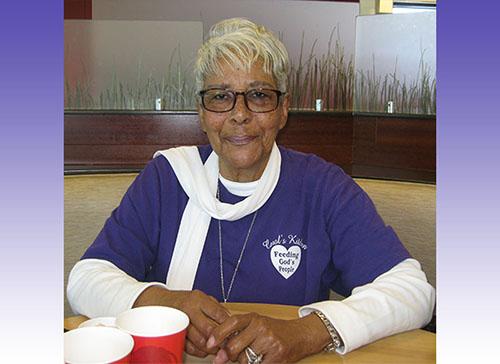 Volunteer Spotlight: Thelma B. Willingham
