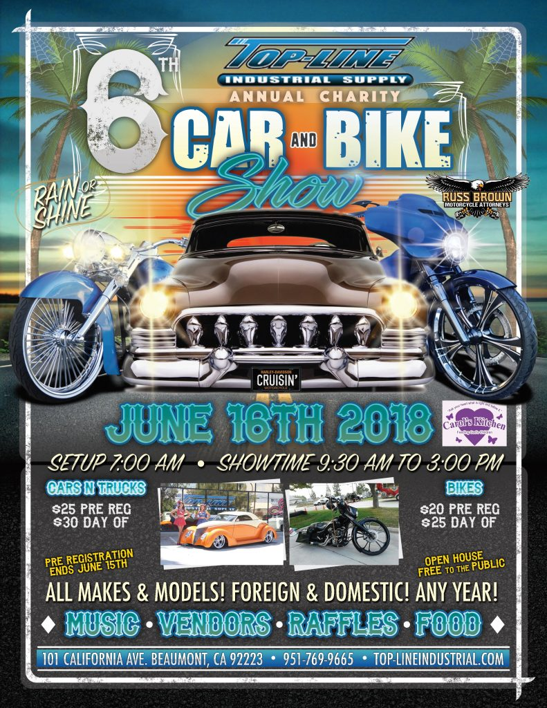 Top line car show carols kitchen to register please print and fill out the following sign up form thecheapjerseys Image collections