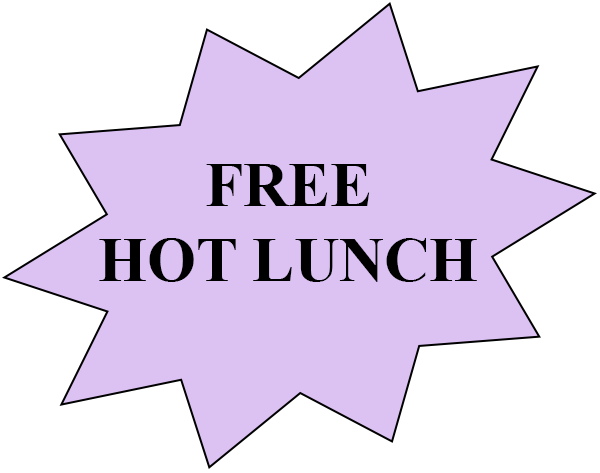 HOT FREE LUNCH