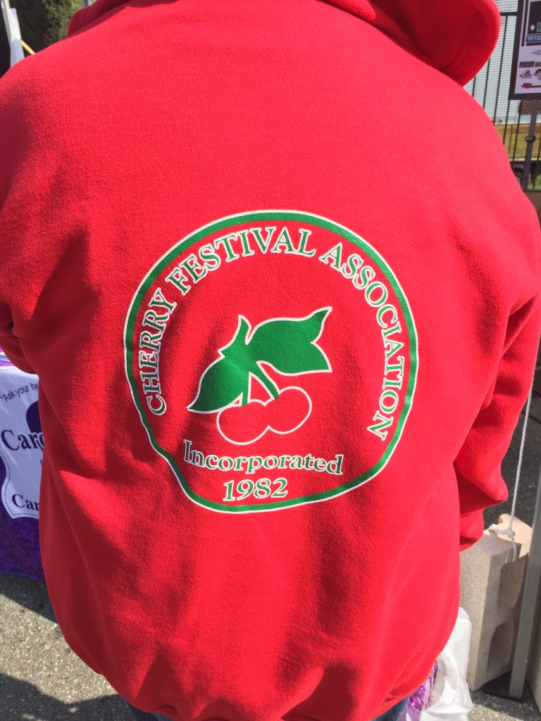 Cherry Festival Association Shirt