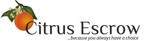 Citrus Escrow