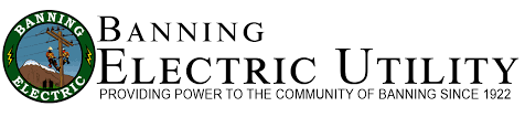 Banning Electric Logo