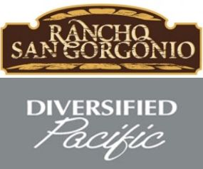 Ranch San Gorgonio, Diversified Pacific Logo
